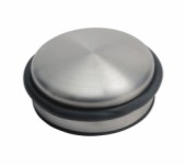 Floor door-stop Ø92 x H40mm - 1kg
