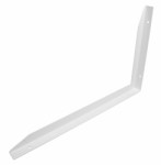 Multi-bracket right 300 x 500mm - white