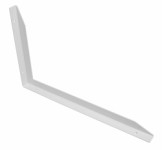 Multi-bracket left 300 x 500mm - white