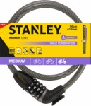 Stanley bicycle lock – combination – large