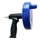 Drain cleaner with pistol grip 5.0M