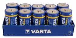Varta Industrial High Energy - C - 10-pack