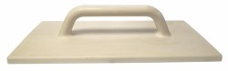 Plaster float Yellow-PUR 220 x 420mm