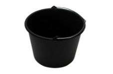 Bricklayer bucket 20l with handle