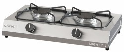 Gas Barbecue 2-Cook - Counter top Mighty Stove 2