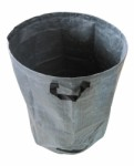 Garden waste bag, collapsible - 270l