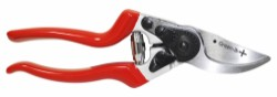 Secateurs PLUS-190 with curved cutting edge (for left-handers)