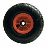 Pneumatic wheel for hand truck 150kg